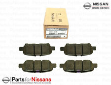 Genuine Nissan Altima Maxima 2009-2014 REAR Brake Pads Kit NEW OEM