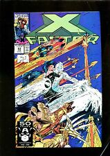 X-FACTOR 63 (9.6) 1ST WHILCE PORTACIO ON TITLE MARVEL (g000)