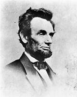 New 8x10 Photo: Portrait that President Abraham Lincoln Considered his Best