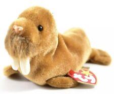 1999 Ty Beanie Baby Original Paul Walrus Retired Beanbag Plush Doll