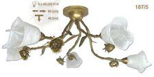 NEU Deckenlampe Deckenleuchte 5 flammig TOP Lampe Leuchte Rosa 187-5 Top Design