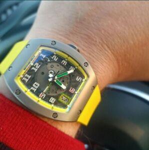 Richard Mille RM 005 Felipe Massa Limitiert Armbanduhr Top