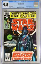 Star Wars #39 - CGC 9.8 - Part 1 of 'The Empire Strikes Back' movie adaptation.
