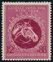 DR 1944, MiNr. 901 I, tadellos postfrisch, gepr. Schlegel, Mi. 85,-