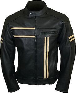 Motorcycle Motorbike Biker Sports Fashion Style Leather Jackets