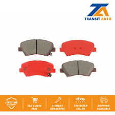 Front SIM Semi-Metallic Brake Pads For Hyundai Elantra Kia Accent Forte Rio GT