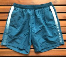Hugo Boss Mens Seabream Swim Short - Blue - Medium - 50286791-419