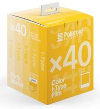 5 x Polaroid Sofortbildfilm Color für I-TYPE Kameras vom Händler!! itype