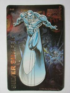 1996 MARVEL COMICS SUPER HEROES MAGNET - SILVER SURFER