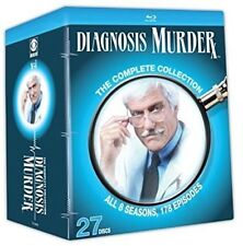 DIAGNOSIS MURDER :  THE COMPLETE COLLECTION - Region free  - BLU RAY - Sealed