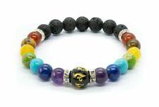7 Chakra Christal Stones Bracelet Healing Beads Jewellery Natural Reiki Gift