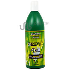 BOE Crece Pelo Shampoo Fitoterapeutico Natural 32.63oz w/ FREE Nail File