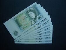 ****Superb British**'GEF'++ £1  'AZ'  Crisp Somerset Banknote*9 available**