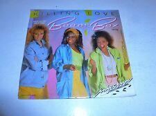"KILLING LOVE - Boom Box - 1986 Dutch 2-track 7"" Juke Box Single"