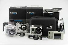 GOPRO Hero 2 LCD Bacpac Outdoor Kit Battery Bacpac Lot 85496
