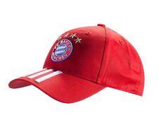adidas Bayern Munich 2017 - 2018 Soccer Spe.Edt Adjustable Hat Cap Red