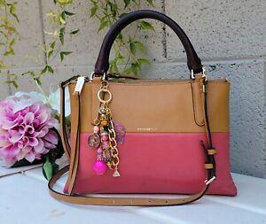 Couch mini borough crossbody Handbag loganberrry 32503 satchel carryall purse
