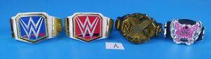 WWE Elite Women's Championship Belt Smackdown Raw NXT Diva Figure Accessory blue