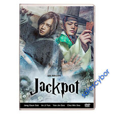 "BUY 5 GET 1 FREE"" Jackpot / The Royal Gambler Korean Drama (6DVDs) GOOD_ENG SUBS"