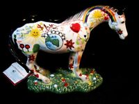 CHILDREN'S PRAYER Pony (Trail of Painted Ponies by Westland, 1586) 4E/2461 w/tag