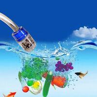 Carbon Purifier Filter Wasserfilter Wasserhahn Hahn Haus Küchen-Werkzeug
