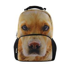 Animal Pet Dog Backpack Kids Large School Bag for Boys Girls Durable Bookbag