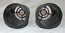 """2 1/2"""" inside diameter by 3 1/2"""" long speaker port tube (qty 2)"""