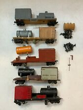 TA1007- 5 Kit Built HO Scale Track Cleaning Cars