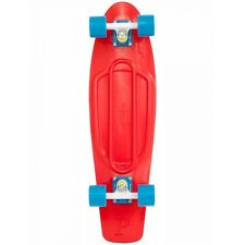 "Penny Nickel 27"" Cruiser Complete Skateboard Red White Blue"