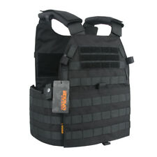 Tactical Vest Military Molle Paintball Clothes Plate Carrier Hunting Chest Rigs