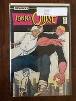 Jonny Quest #19 Near Mint Comic 1986 Comico Comics FREE bag/board December 1987