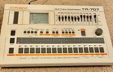 Roland TR-707 - single owner machine since 1985 - Super clean!