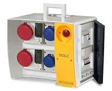 Mbox2 Morsett. emergenza C/fusib- Interblocc. ( SCAME Parre Cod. 656.5924-253 )