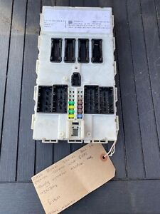 """2014 BMW 1 Series 116I 1.6 Petrol Control Unit FEM """"Body Control Module"""" 9352864"""