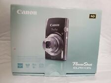 Canon PowerShot ELPH 135 16.0MP Camera - SILVER