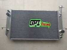 For Chevy Chevrolet Astro GMC Safari 1998-2005 4.3 V6 AT Aluminum Radiator