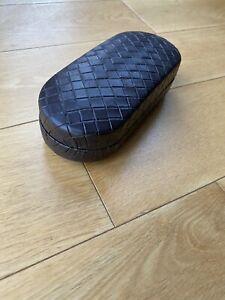 Bottega Veneta EYEGLASSES case - New With Microfiber Cloth And Pouch