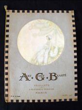 Art Goût Beauté  Noël 1923   Revue de mode Art-Déco Feuillets Elegance Féminine