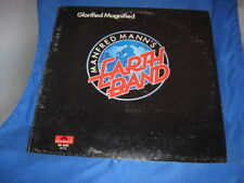 Manfred Mann's Earth Band ‎– Glorified Magnified GATEFOLD PD 5031[INV-6]