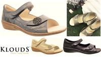 Klouds shoes - Orthotic friendly comfort leather Sandals Klouds Footwear Venice