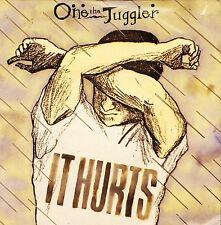 "ONE THE JUGGLER it hurts/cousin jon RG 115 uk regard records 1984 7"" PS VG/EX"