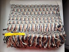 50 MTRS 'THREE COLOUR' BULLION FRINGE ARMCHAIR UPHOLSTERY TRIMMING 50m