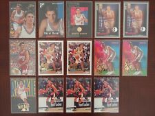 1995-96 BRENT BARRY (MIXED LOT OF 14) ALL ROOKIE CARDS W/ 2 INSERTS! RC MT/NR MT