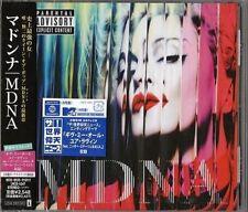 MADONNA-MDNA-JAPAN CD BONUS TRACK F37