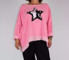 Damenblusen, - tops & -shirts im Lagenlook-Stil mit Spitze