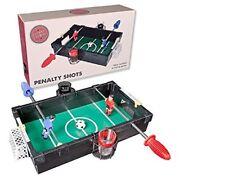 Footy Shots Table Football Drinking Game Inc 2 shot Glasses + 2 Footballs  18+