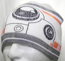 Star Wars BB-8 Droid Beanie The Force Awakens Winter Hat The Last Jedi Knit Cap
