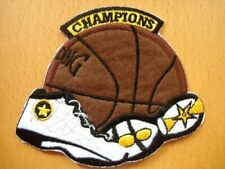 Basketball Champion Ding Sneakers Sports Iron On Patch Applique Sewing