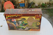 INDIANA JONES Hasbro Kingdom of the Crystal Skull Ultimate Adventure Playset