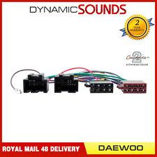 CT20DW04 Stereo Kabelbaum Geschirr Adapter Kabel für Chevrolet, Daewoo, Pontiac